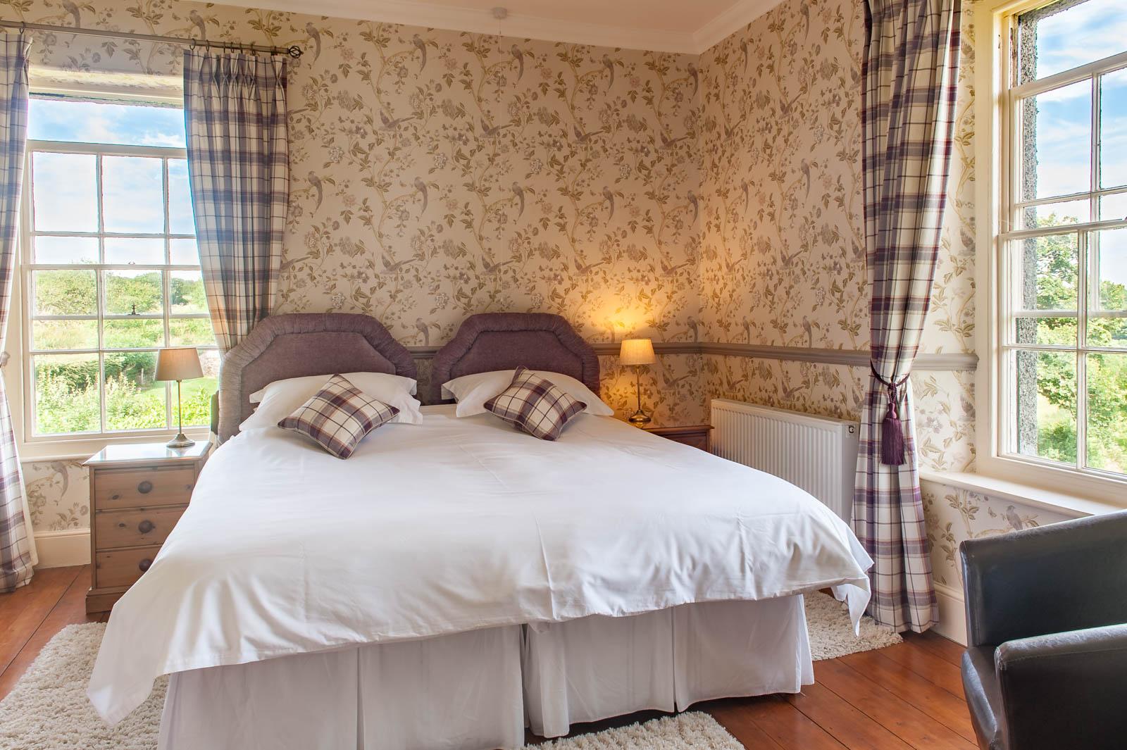 Beera Farm-bedroom 2 double